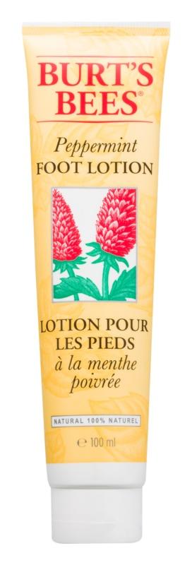 Burt's Bees Peppermint krém na nohy s mátou peprnou