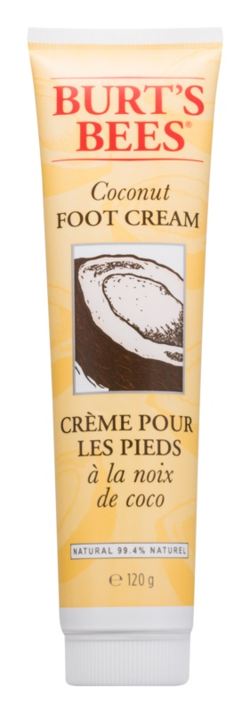 Burt's Bees Coconut Softening Foot Cream With Coconut
