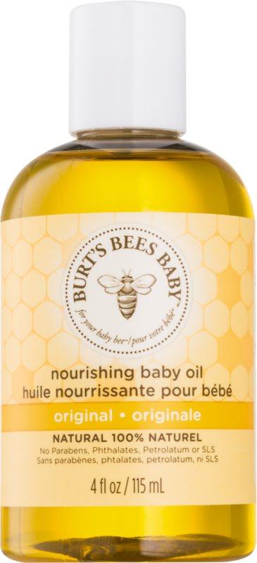 Burt's Bees Baby Bee oliwka do kąpieli i do ciała dla dzieci o działaniu odżywczym