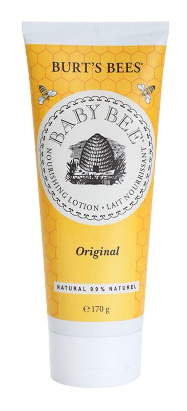 Burt's Bees Baby Bee telové mlieko s bambuckým maslom