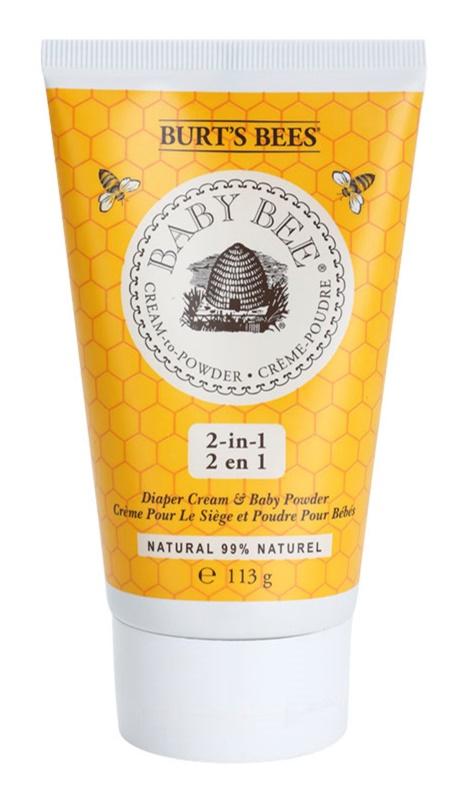 Burt's Bees Baby Bee Powder Cream For Everyday Use