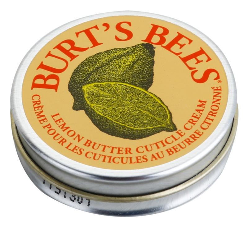 Burt's Bees Care масло лимону для видалення кутикули