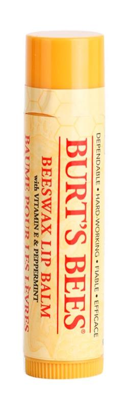 Burt's Bees Lip Care balzám na rty s včelím voskem
