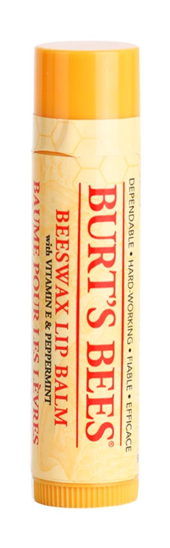 Burt's Bees Lip Care βάλσαμο χειλιών  με κερί μέλισσας
