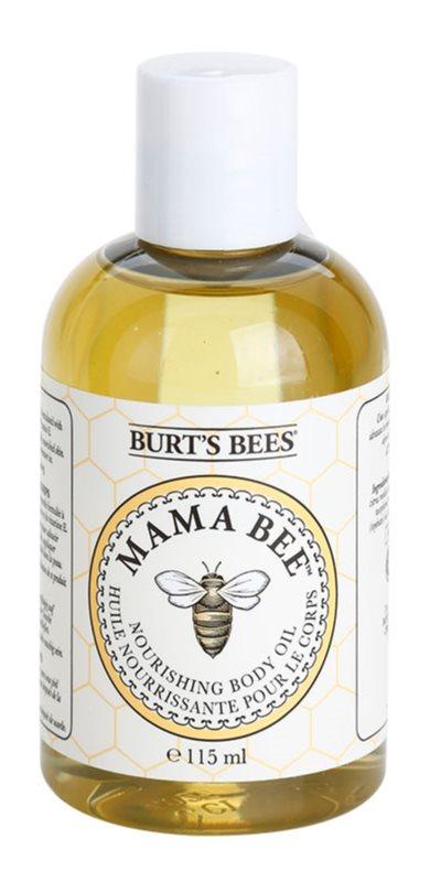 Burt's Bees Mama Bee tápláló olaj testre