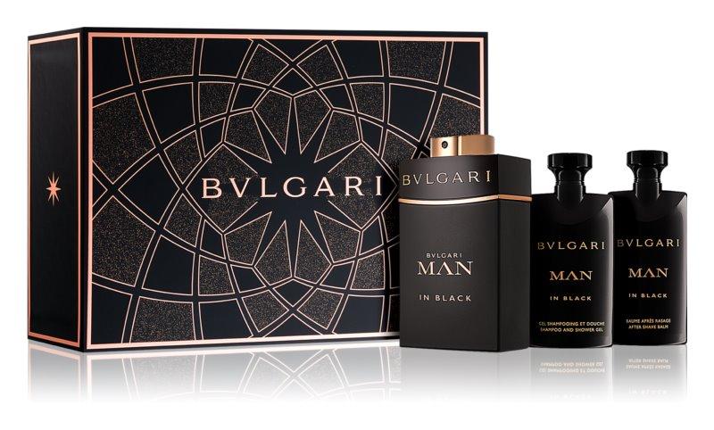 Bvlgari Man in Black dárková sada IX.