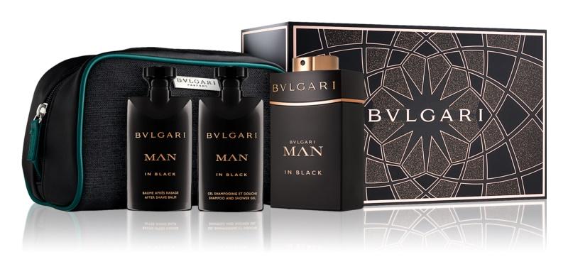 Bvlgari Man In Black Gift Set IV.