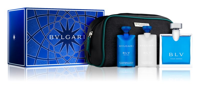 Bvlgari BLV pour homme σετ δώρου V.