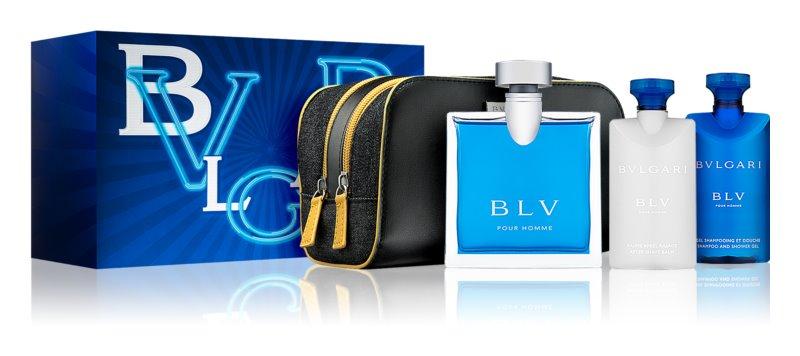 Bvlgari BLV pour homme coffret cadeau III.