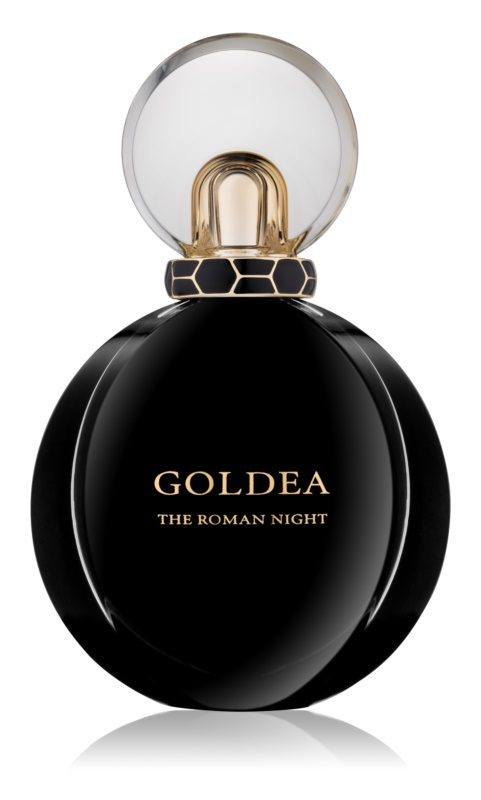 Bvlgari Goldea The Roman Night Parfumovaná voda pre ženy 75 ml