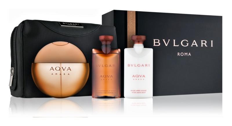 Bvlgari AQVA Amara coffret cadeau IV.