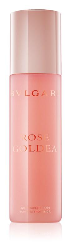 Bvlgari Rose Goldea sprchový gél pre ženy 200 ml