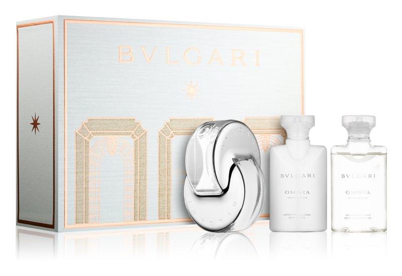 Bvlgari Omnia Crystalline coffret cadeau XIX.