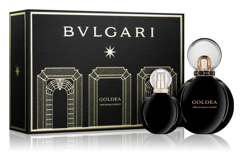 Bvlgari Goldea The Roman Night darčeková sada I.