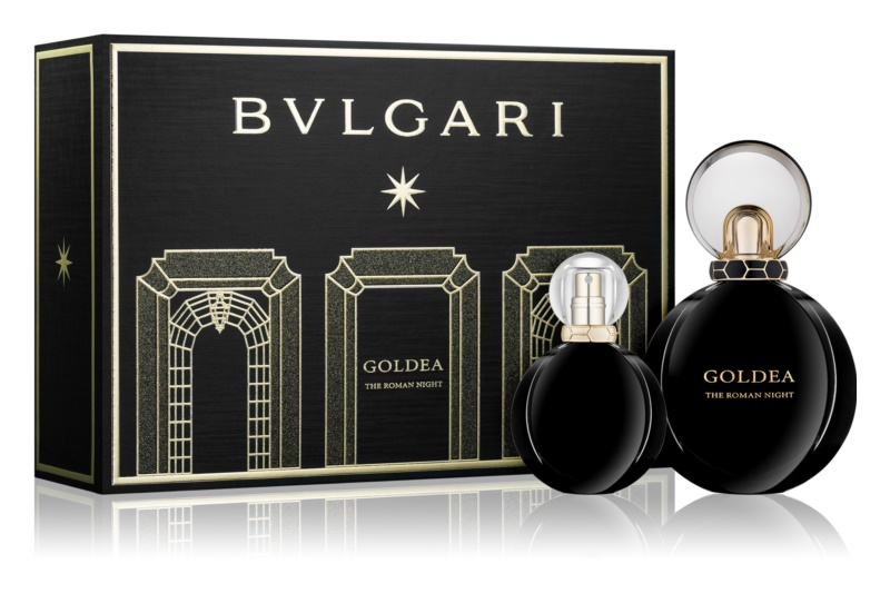 Bvlgari Goldea The Roman Night Gift Set  I.