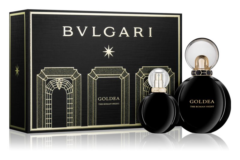 Bvlgari Goldea The Roman Night set cadou I.