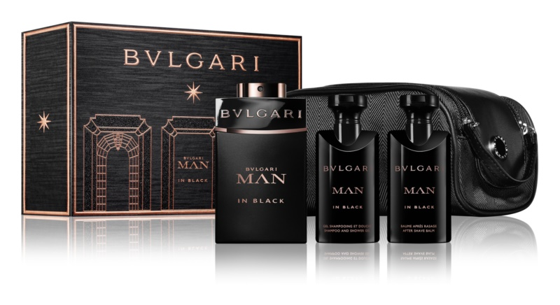 Bvlgari Man In Black coffret VI.