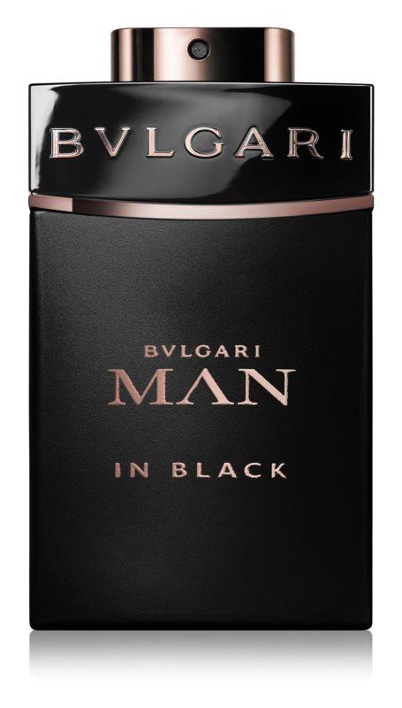 Bvlgari Man in Black eau de parfum per uomo 100 ml