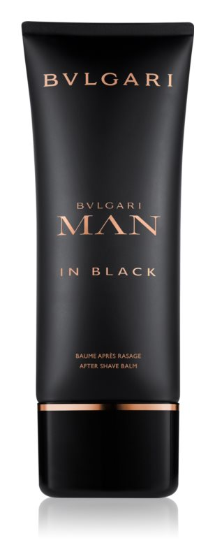 Bvlgari Man In Black Aftershave Balsem  voor Mannen 100 ml