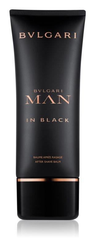 Bvlgari Man In Black bálsamo após barbear para homens 100 ml