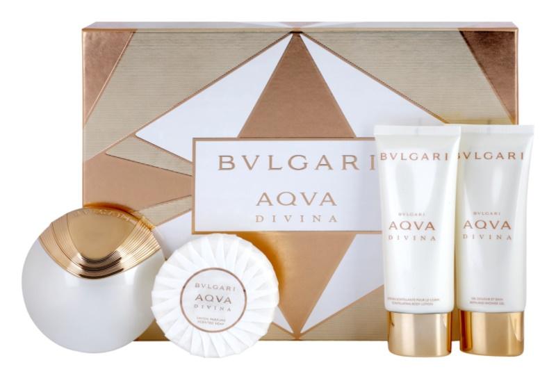 Bvlgari AQVA Divina Gift Set IV.