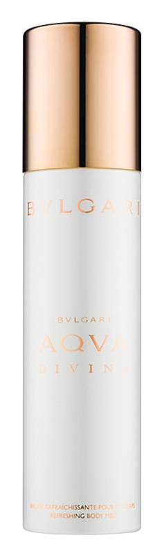 Bvlgari AQVA Divina telový sprej pre ženy 100 ml