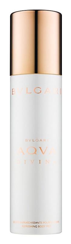 Bvlgari AQVA Divina tělový sprej pro ženy 100 ml