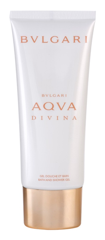 Bvlgari AQVA Divina Shower Gel for Women 100 ml