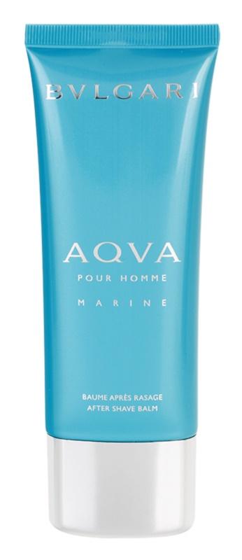 Bvlgari AQVA Marine Pour Homme Aftershave Balsem  voor Mannen 100 ml