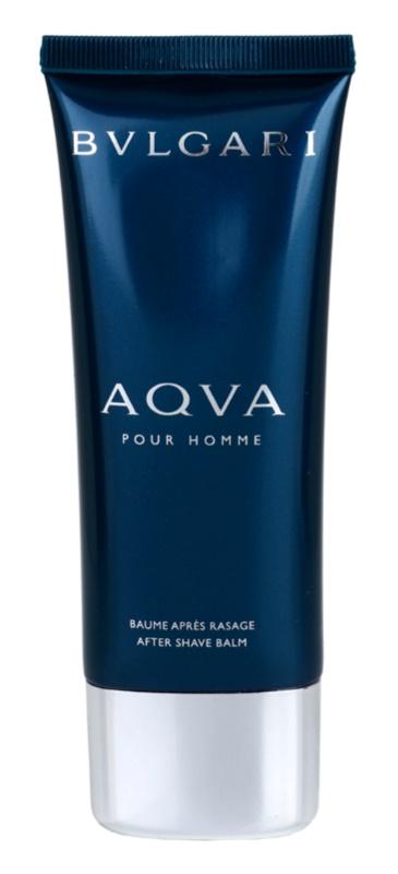 Bvlgari AQVA Pour Homme borotválkozás utáni balzsam férfiaknak 100 ml