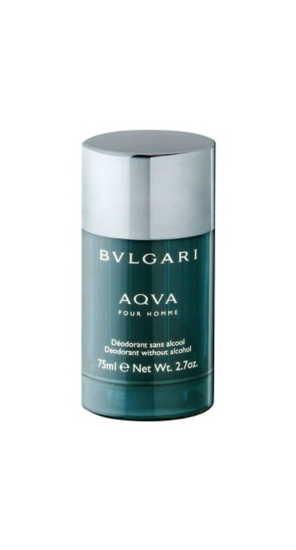 Bvlgari AQVA Pour Homme deodorante stick per uomo 75 ml