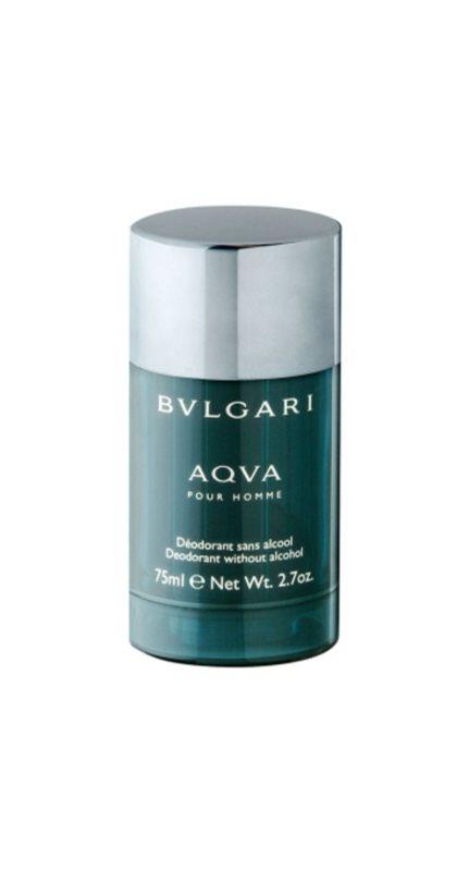 Bvlgari AQVA Pour Homme dezodorant w sztyfcie dla mężczyzn 75 ml