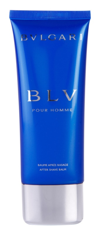 Bvlgari BLV pour homme bálsamo after shave para hombre 100 ml