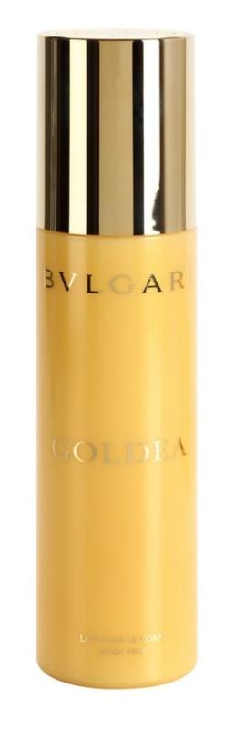Bvlgari Goldea mleczko do ciała dla kobiet 200 ml