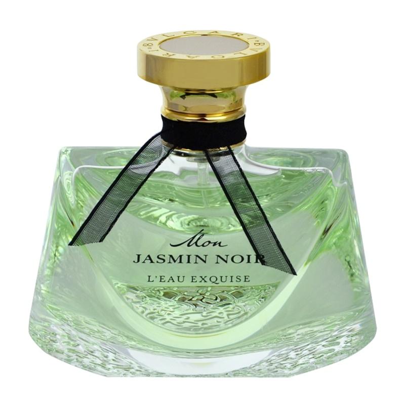 Парфюмированная вода Bvlgari Mon Jasmin Noir LEAU EXQUISE для женщин 75 мл.