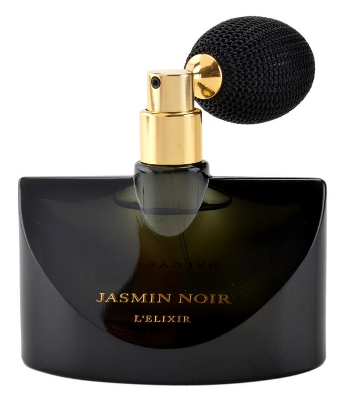 Bvlgari Jasmin Noir L'Elixir eau de parfum pour femme 50 ml