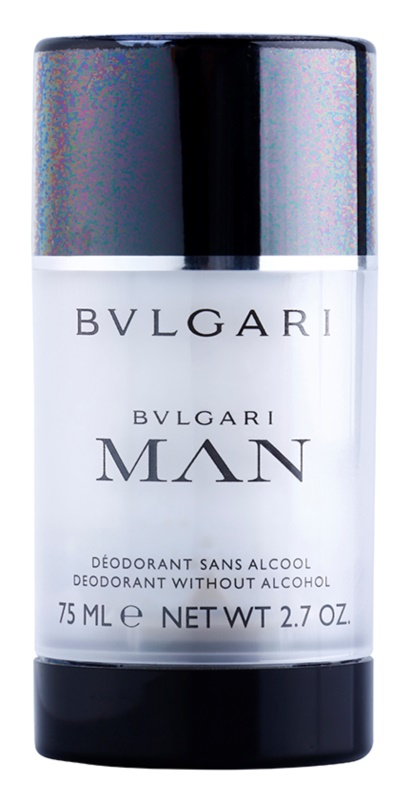 Bvlgari Man dezodorant w sztyfcie dla mężczyzn 75 ml