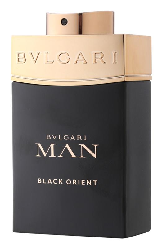 Bvlgari Man Black Orient Parfumovaná voda pre mužov 100 ml