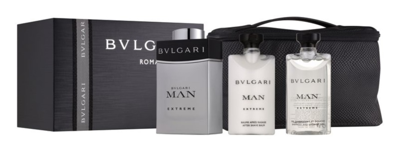 Bvlgari Man Extreme zestaw upominkowy VIII.