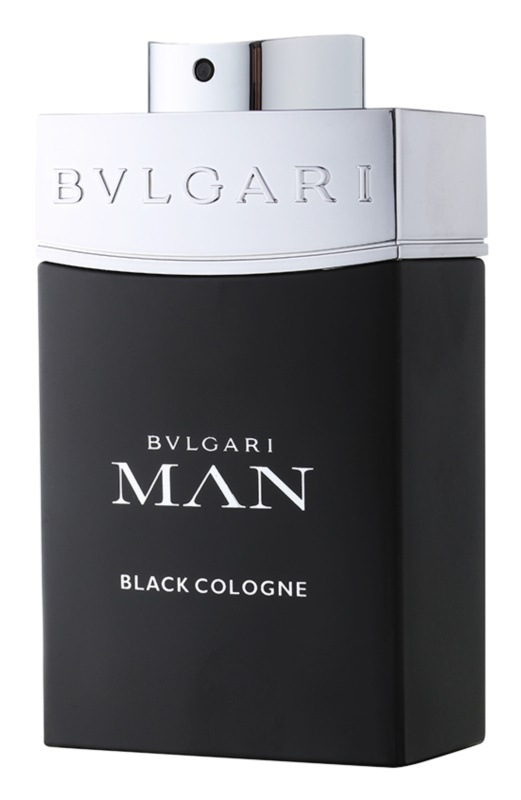 Bvlgari Man Black Cologne Eau de Toilette voor Mannen 100 ml