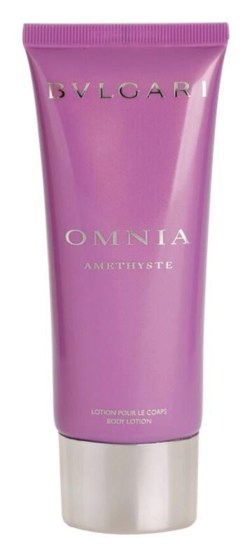 Bvlgari Omnia Amethyste mleczko do ciała dla kobiet 100 ml