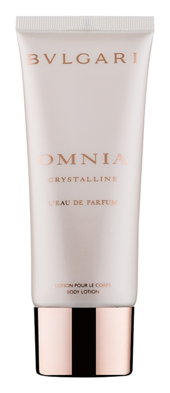 Bvlgari Omnia Crystalline Eau De Parfum Body Lotion for Women 100 ml