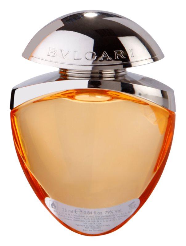 Bvlgari Omnia Indian Garnet Jewel Charm Collection Eau de Toilette for Women 25 ml