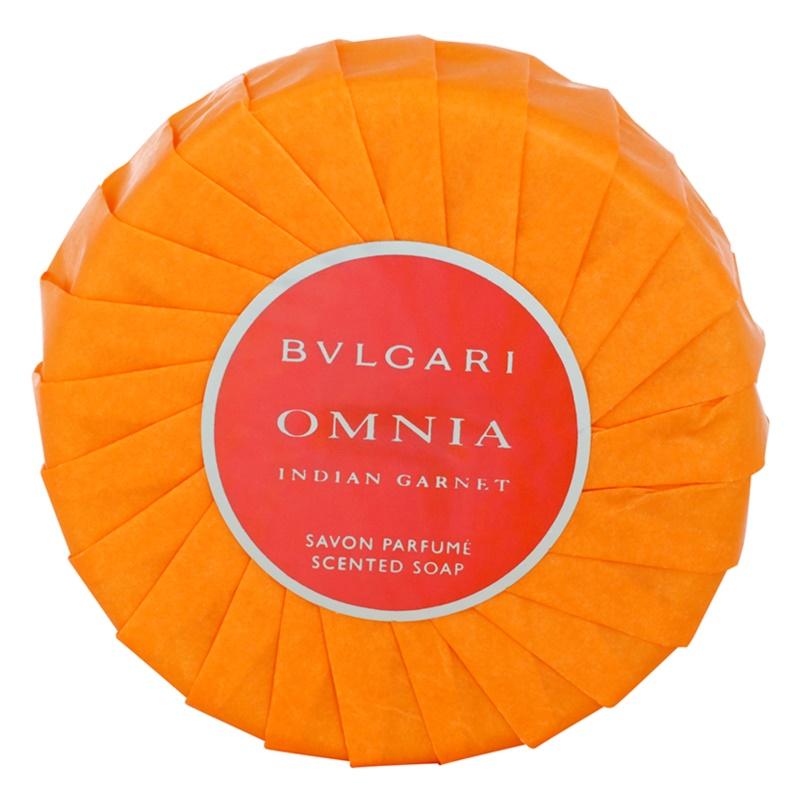 Bvlgari Omnia Indian Garnet Geparfumeerde zeep  voor Vrouwen  150 gr