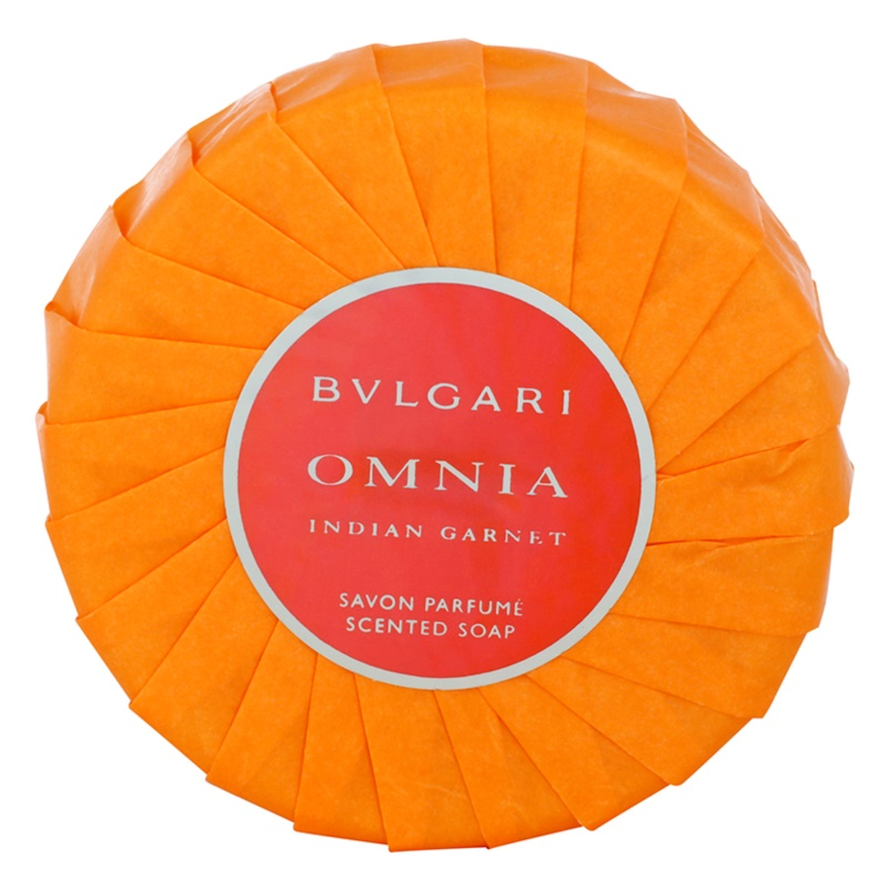 Bvlgari Omnia Indian Garnet parfémované mýdlo pro ženy 150 g