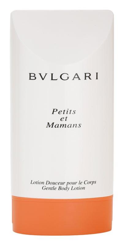 Bvlgari Petits Et Mamans tělové mléko pro ženy 200 ml