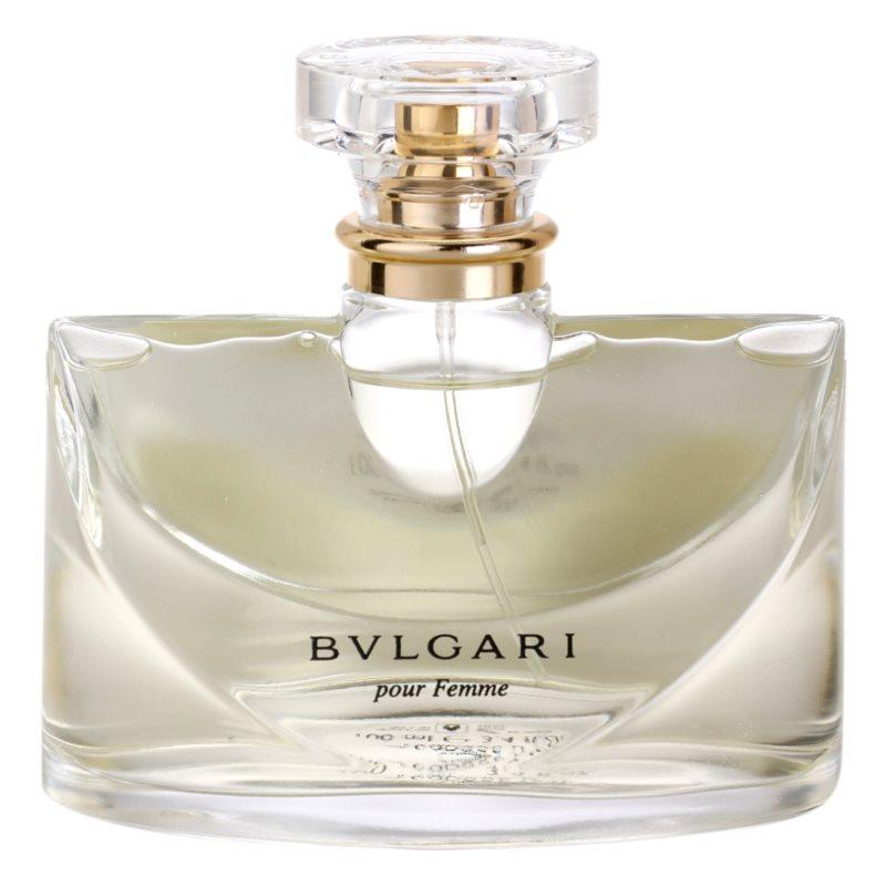 Bvlgari Pour Femme Eau de Toilette for Women 100 ml