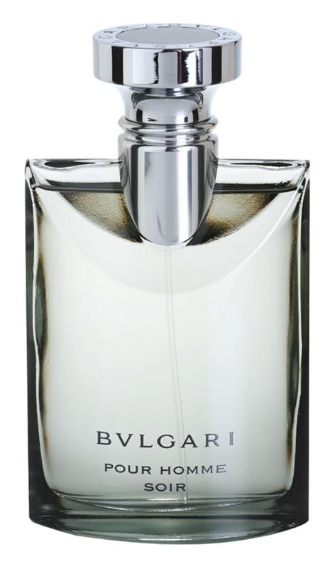 Bvlgari Pour Homme Soir eau de toilette pour homme 100 ml