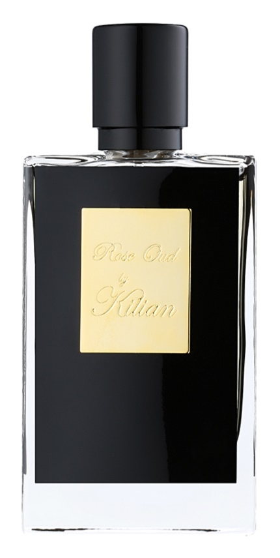 By Kilian Rose Oud parfumska voda uniseks 50 ml polnilna