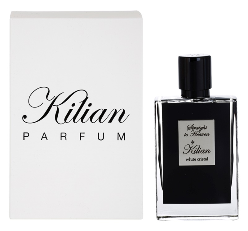 By Kilian Straight To Heaven, white cristal eau de parfum férfiaknak 50 ml